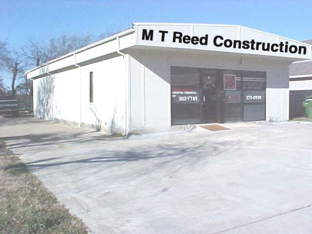 MT Reed Construction